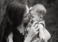Crystal & Baby Madeleine - 3-1-14