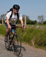 Jack Cycling image about his Story of Hope