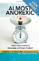 Book Cover for Almost Anorexic