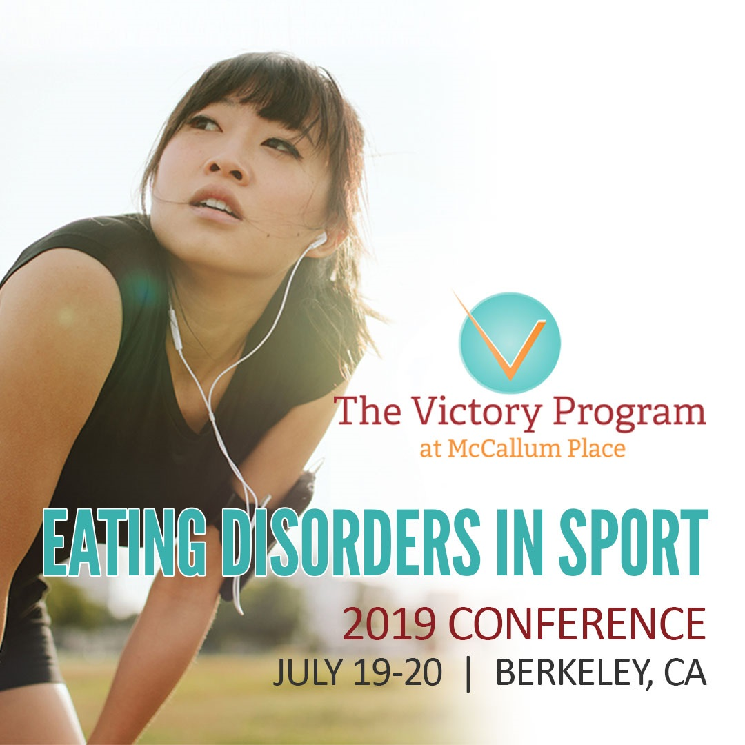 The Victory Program - EDIS Conference Banner 2019 for Eating Disorder Events